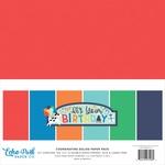 It's Your Birthday Boy Solids Kit - Echo Park