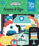 It's Your Birthday Boy Frames & Tags - Echo Park