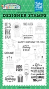 Birthday Boy Stamp Set - Echo Park