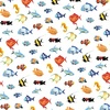 Fish March Paper - Fish Are Friends - Carta Bella