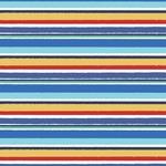 Sea Stripes Paper - Fish Are Friends - Carta Bella