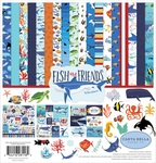 Fish Are Friends Collection Kit - Echo Park