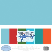 Fish Are Friends Solids Kit - Carta Bella