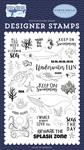 Under The Sea Stamp Set - Carta Bella - PRE ORDER
