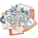 Uncharted Waters Kaisercraft Collectables Cardstock Die-Cuts