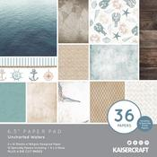 Uncharted Waters Kaisercraft Paper Pad