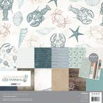 Uncharted Waters Kaisercraft Paper Pack