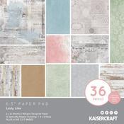Lady Like Kaisercraft 6 x 6 Paper Pad