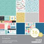 Oh Happy Day! Paper Pad - KaiserCraft