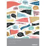Oh Happy Day! Sticker Book - KaiserCraft