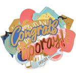 Oh Happy Day! Collectables Cardstock Die-Cuts - KaiserCraft