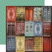 Doorway Paper - Grand Bazaar - KaiserCraft