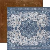 Persian Rug Paper - Grand Bazaar - KaiserCraft