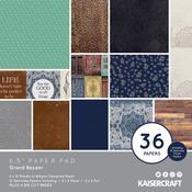 Grand Bazaar Kaisercraft 6 x 6 Paper Pad
