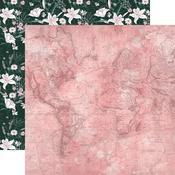 Flora Paper - Lily & Moss - KaiserCraft