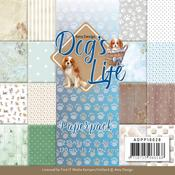 Dog's Life 6 x 6 Paper Pack - Find It Trading
