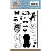 Dog's Life Clear Stamps - Find It Trading