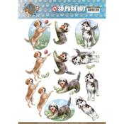 Playing Dogs Punchout Sheet - Find It Trading