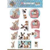 All Kinds Of Dogs Punchout Sheet - Find It Trading