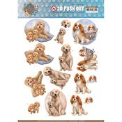 Dog Mommy Punchout Sheet - Find It Trading