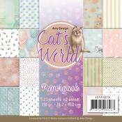 Cat's World 6 x 6 Paper Pack - Find It Trading