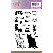 Cat's World Clear Stamps - Find It Trading