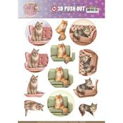 Show Cats Punchout Sheet - Find It Trading