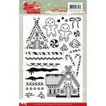 Sweet Christmas Clear Stamps - Find It Trading