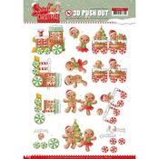 Sweet Cookies Punchout Sheet - Find It Trading