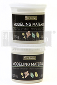 Re-Design Modeling Material Jar Set Of 2 - Prima