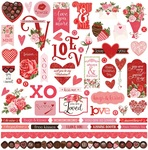 Be Mine Sticker Sheet - Photoplay - PRE ORDER
