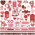 Be Mine Sticker Sheet - Photoplay