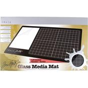Left-Handed Tim Holtz Glass Media Mat