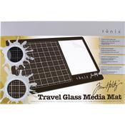 Tim Holtz Travel Glass Media Mat - PRE ORDER