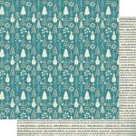 Snowfall Seven Paper - Authentique