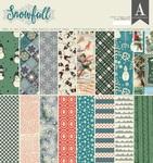 Snowfall 12 x 12 Paper Pad - Authentique