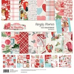 My Valentine Collection Kit - Simple Stories - PRE ORDER