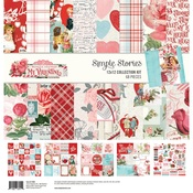 My Valentine Collection Kit - Simple Stories