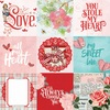 4 x 4 Elements Paper - My Valentine - Simple Stories