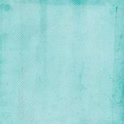 Aqua - Powder Paper - My Valentine - Simple Stories