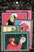 Fashion Forward Ephemera & Journaling Cards - Graphic 45 - PRE ORDER