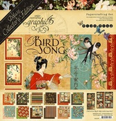 Bird Song Deluxe Collector's Edition - Graphic 45 - PRE ORDER