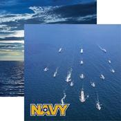 Navy #1 Paper - Military - Reminisce