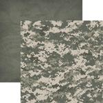 Army Camo Paper - Military - Reminisce