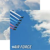 Air Force #1 Paper - Military - Reminisce