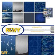 Navy Collection Kit - Reminisce - PRE ORDER