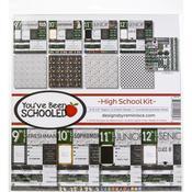You've Been Schooled - High School - Reminisce - PRE ORDER