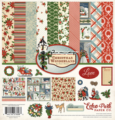 Christmas Wonderland Collection Kit - Carta Bella