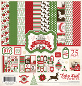 Have A Merry Christmas Collection Kit - Carta Bella
