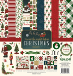 Night Before Christmas Volume 1 Collection Kit - Echo Park